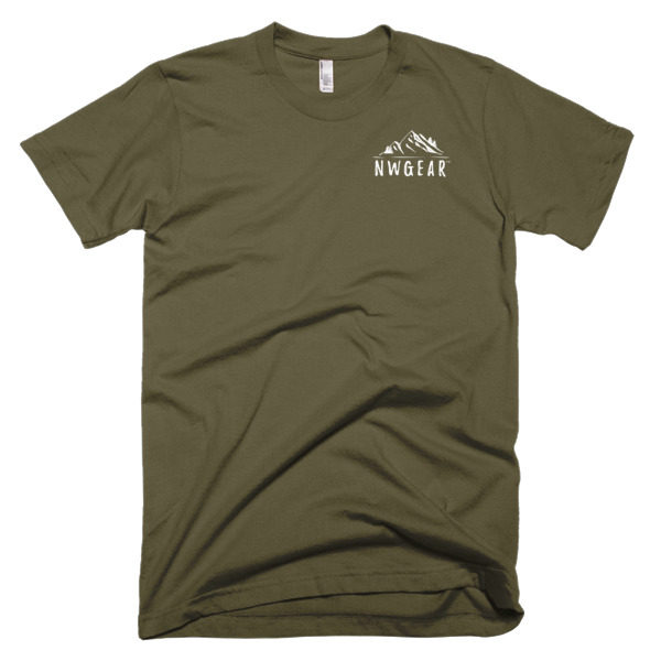 Army Men's T-Shirt by NWGear