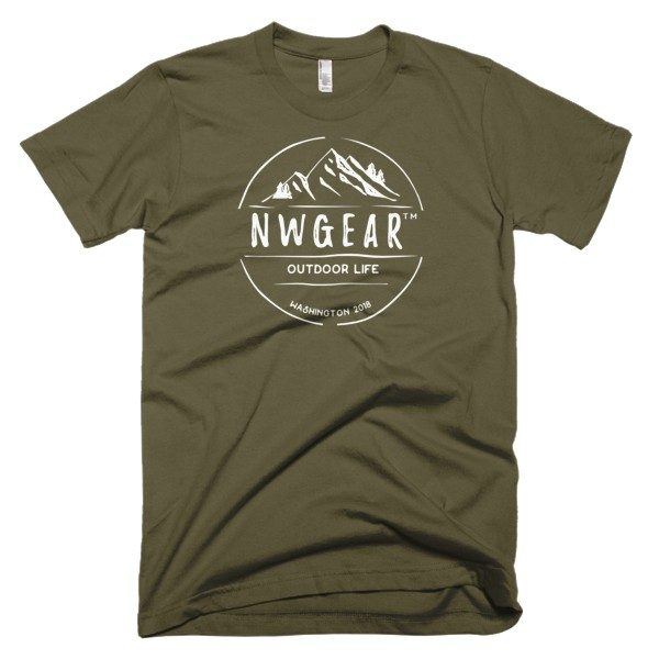 Army Outdoor Life Men's T-Shirt by NWGear