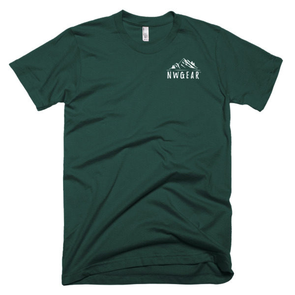 Forest Men's T-Shirt by NWGear
