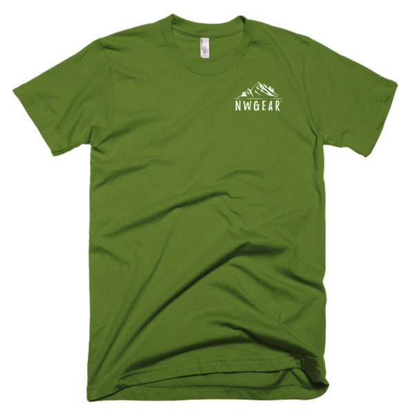 Olive Men's T-Shirt by NWGear