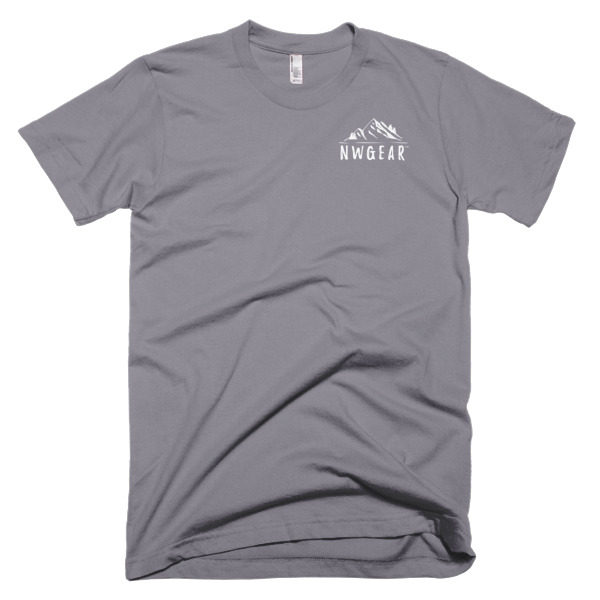Slate Men's T-Shirt by NWGear